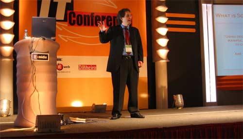 Kevin Mitnick - Conferencia